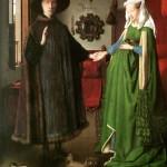 Arte y curiosidades: ¿ Quiénes son los dos personajes que aparecen en el Matrimonio Arnolfini de Van Eyck? Parte II