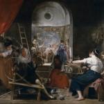 Las Hilanderas: un mensaje mitológico
