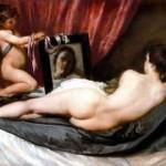 Arte y Curiosidades: ¿Quién es la Venus del espejo  de Velázquez?