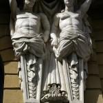 ¿Sabías que.... el héroe Telamón dio su nombre a un elemento arquitectónico?