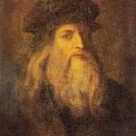 Arte y Curiosidades: ¿Por qué Leonardo da Vinci escribia al revés?