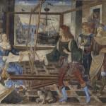 Penélope y sus pretendientes. ( Parte I )
