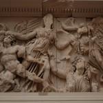 El Gran Altar de Zeus: el friso de la Gigantomaquia