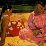 Poema de Rafael Alberti a Gauguin