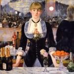 La Camarera del Folies Bergere de Manet ( Parte I )