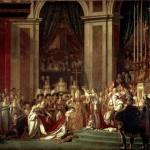 La coronación de Josefina Bonaparte