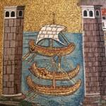 Los mosaicos de Rávena: San Apolinar Nuevo II