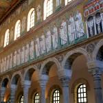 Los mosaicos de Rávena: San Apolinar Nuevo I