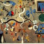 Hoy en Grafitti hablaremos del Carnaval de arlequín de Joan Miró