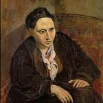Arte y Curiosidades: ¿Qué le pasaba a Picasso con el rostro de Gertrude Stein?