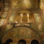 Los mosaicos de Rávena: San Vital II