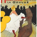 Tolouse Lautrec y el Moulin Rouge