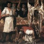 Arte y Curiosidades:¿ En qué lugar se ubicó la obra de Carracci cuando fue adquirida por Carlos I ?