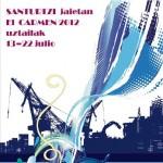 Para votar el cartel de fiestas de Santurtzi