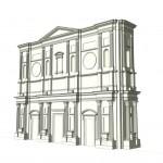 Florencia. La fachada de San Lorenzo