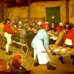 """Hoy en Grafitti hablaremos de """"El Banquete Nupcial"""" de Brueghel"""
