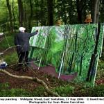 Arte y Curiosidades: ¿ Por qué David Hockney decidió pintar los paisajes de Yorkshire ?