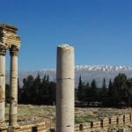 La ciudad omeya de Anjar