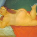 Arte y Curiosidades: ¿ Es cierto que Botero no pintaba gordas ?