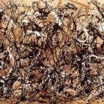 Ritmo de Otoño de Jackson Pollock