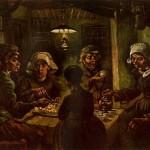 Van Gogh, los comedores de patatas y Pablo Barcina