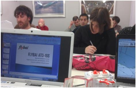 alumnos curso rpa flybai