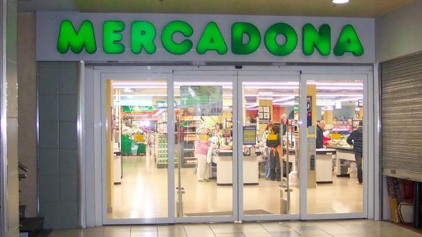 Mercadona. Foto: EFE