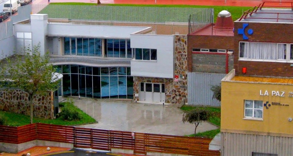 Centro de Dia La Paz. Foto: barakaldodigital.blogspot.com