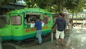 Un food truck. Imagen de archivo: EiTB