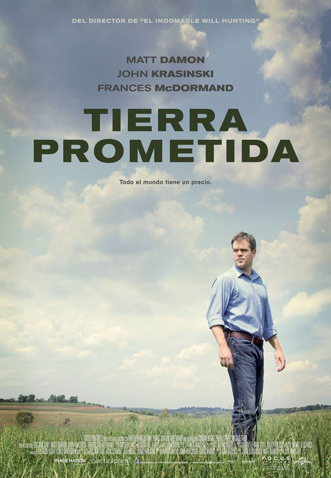 """""""Tierra prometida"""""""