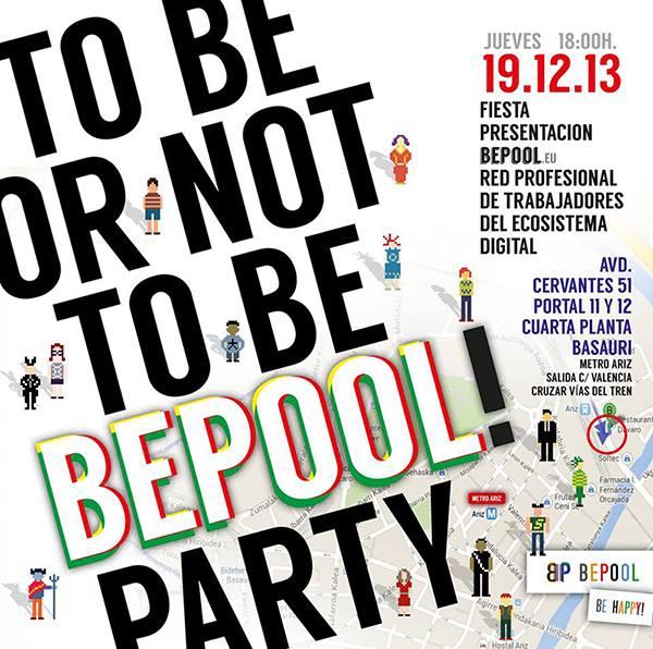 Bepool Party 2013 en Basauri. Fuente: www.bepool.eu