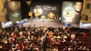 El Teatro Real sede de la lotería Navidad 2013