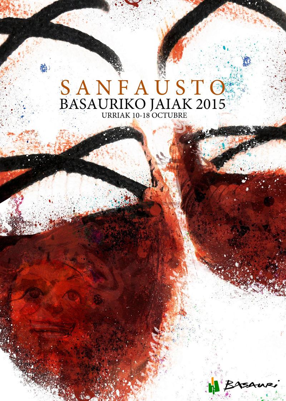 Cartel ganador San Fausto 2015
