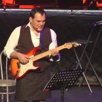 Ismael Serrano. Foto obtenida de un vídeo de EiTB.