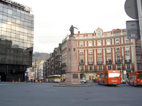 La Plaza Circular, en una foto de Marta Iglesias Morán.