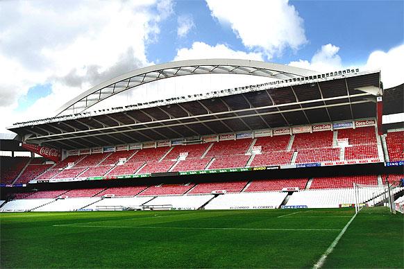 Arco de San Mamés. Imagen: athletic-club.net