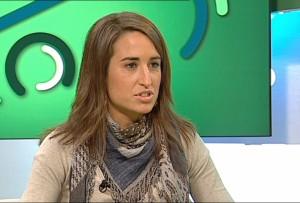 Iraia Iturregi pregonera Aste Nagusia 2013
