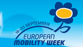 La Semana Europea de la Movilidad se celebra a partir del 16 de septiembre. Foto: mobilityweek.eu.