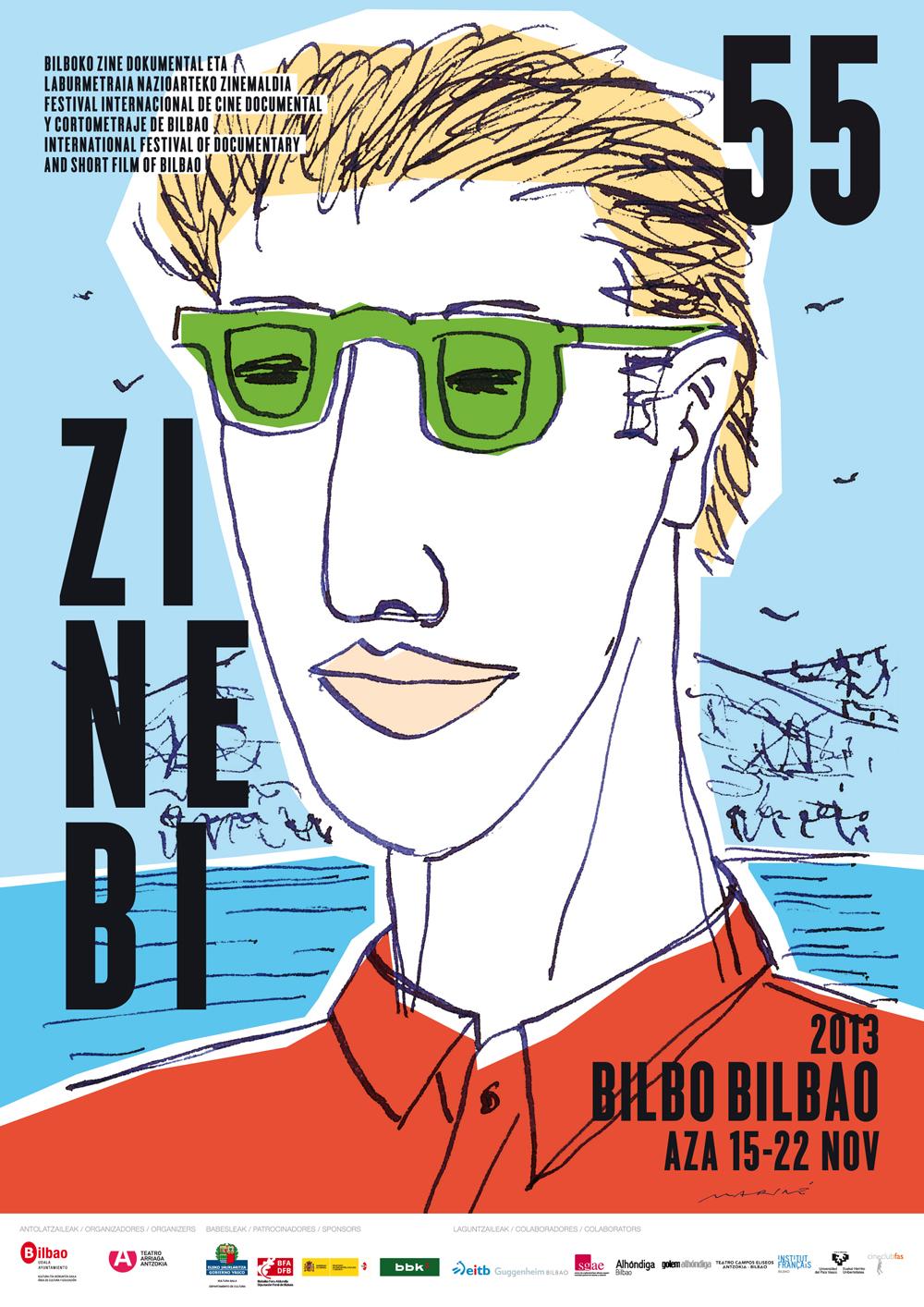 Cartel del Zinebi 2013