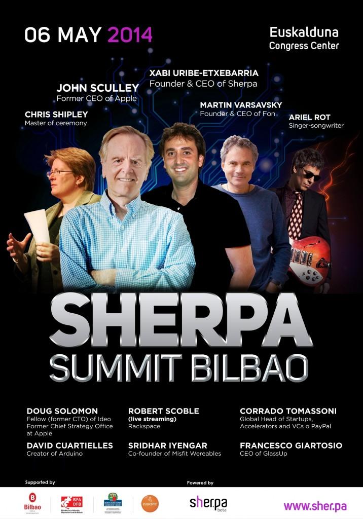 Sherpa Summit Bilbao 2014
