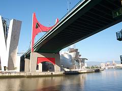 Puente de La Salve, por Udane Errasti