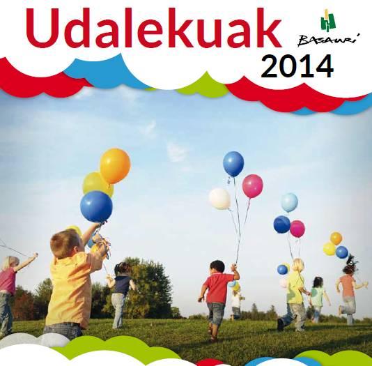 Udalekus 2014 en Basauri. Foto: Ayuntamiento de Basauri