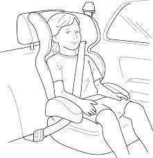 silla niño cinturón