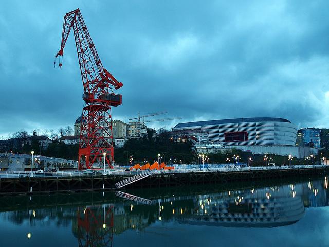 Grúa Carola de Bilbao | Historia y curiosidades | Bilbao