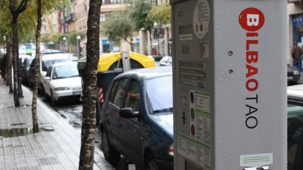 Zona OTA en Bilbao