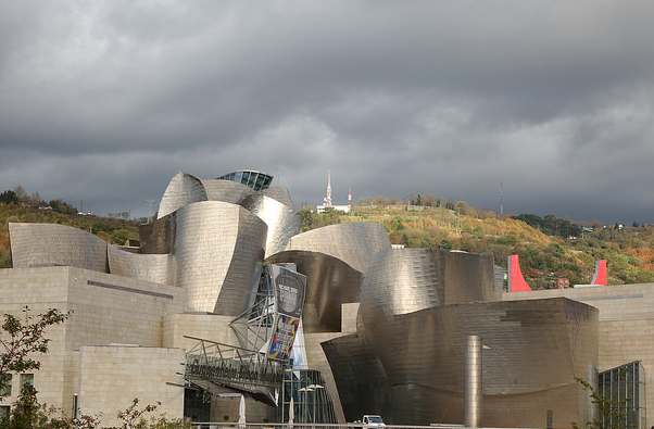Museo Guggenheim Bilbao. Foto: Txaro Ortiz de Zarate