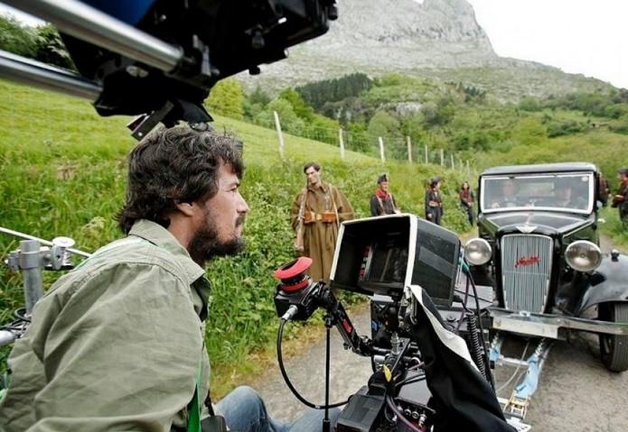 Rodaje de la película 'Gernika'