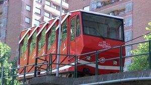 Funicular de Artxanda. Imagen de archivo: EiTB