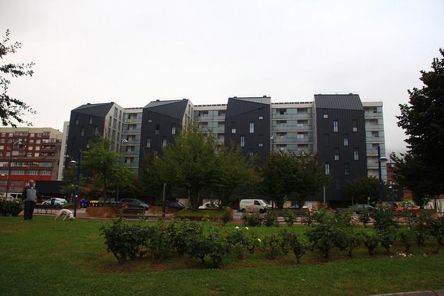 Barrio de Ametzola. Foto: Begoña Barrutia.
