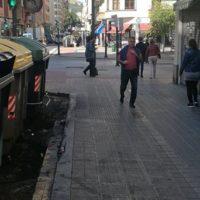 Bilbao contenedores